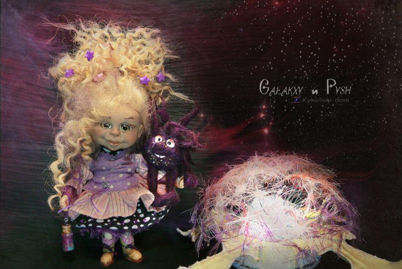 авторская кукла, недорогой подарок