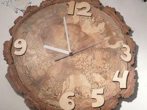 Часы. Ярмарка Мастеров - ручная работа, handmade.