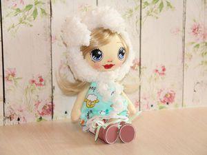 Аукцион на куклу | Ярмарка Мастеров - ручная работа, handmade