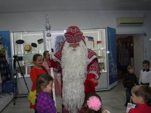 Дед Мороз и сковородки.. Ярмарка Мастеров - ручная работа, handmade.