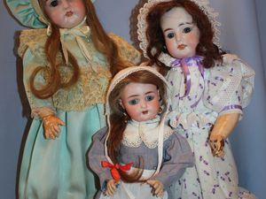 В магазине новенькие куколки!!! | Ярмарка Мастеров - ручная работа, handmade