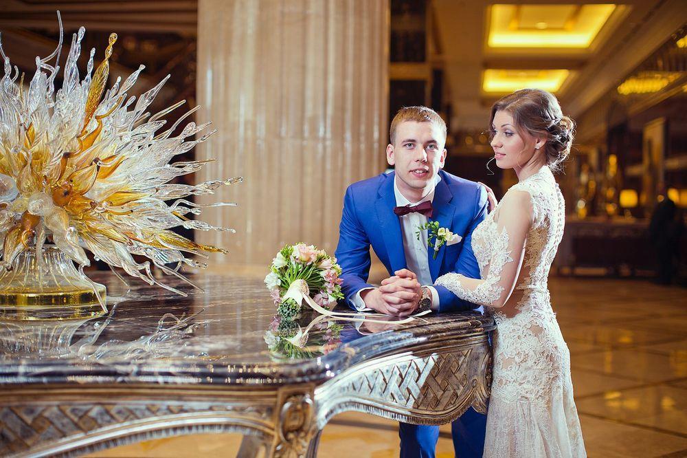 свадьба, свадебный тренд