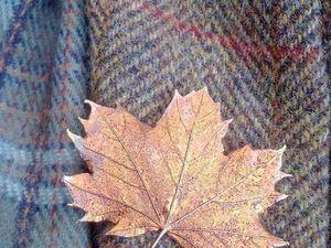 Виды на твид: классическая шерстяная ткань в современной моде. Ярмарка Мастеров - ручная работа, handmade.