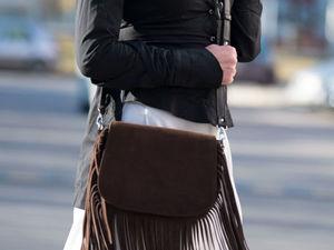 Восхитительная сумка ждет свою хозяйку. Ярмарка Мастеров - ручная работа, handmade.