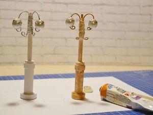 Создаем декоративный фонарный столб из подручных средств: видеоурок. Ярмарка Мастеров - ручная работа, handmade.