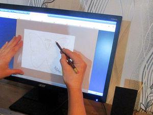 Как сделать шаблон своими руками: видео мастер-класс. Ярмарка Мастеров - ручная работа, handmade.