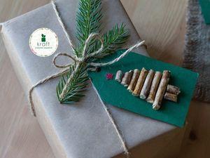 25 идей упаковки новогодних подарков. Ярмарка Мастеров - ручная работа, handmade.
