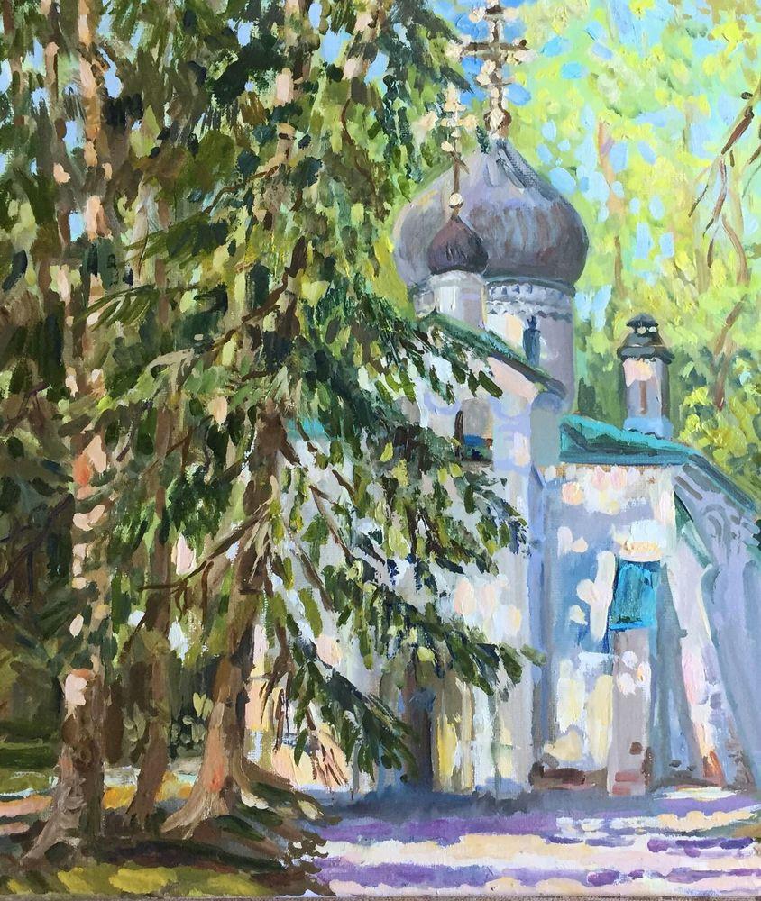 православие, купить картину в москве, живопись в радость