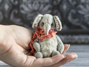 Меняю слоника на собачку. Ярмарка Мастеров - ручная работа, handmade.