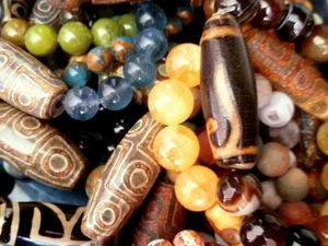Обзор браслетов с полудрагоценными камнями.. Ярмарка Мастеров - ручная работа, handmade.