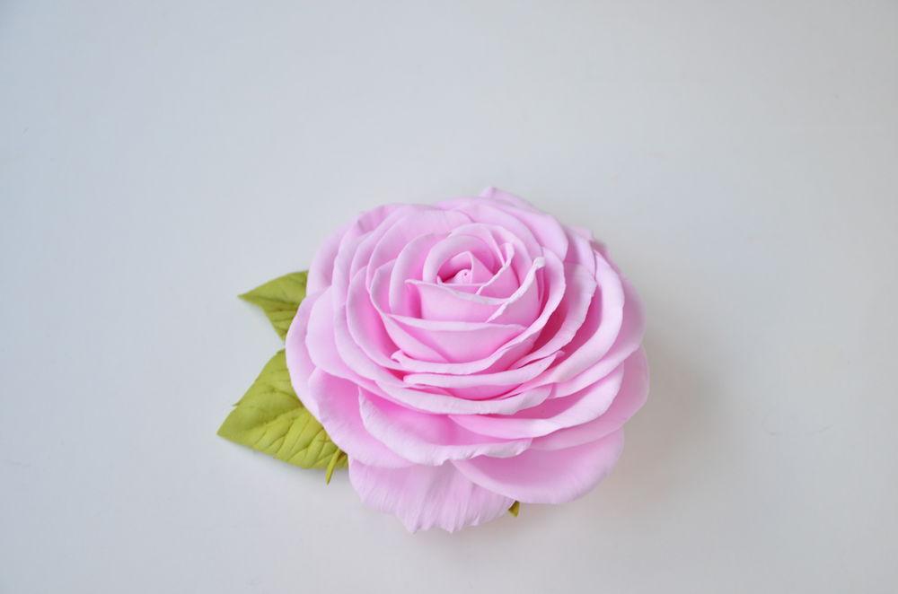 мк розы из фоамирана