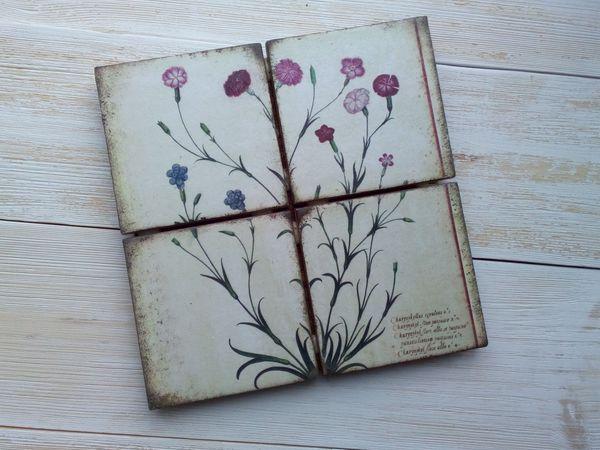 Из истории цветов. Гвоздика | Ярмарка Мастеров - ручная работа, handmade