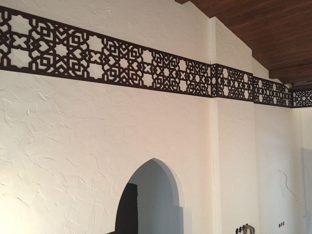 резное дерево, деревянный орнамент, марокканский орнамент