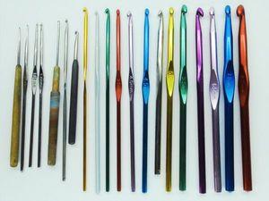 Выбор крючка и приятные мелочи.. Ярмарка Мастеров - ручная работа, handmade.