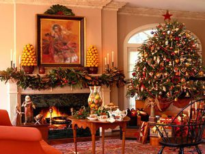 Create a Christmas Mood: 50 Ideas for Festive Decor. Livemaster - handmade