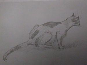 Кошечка | Ярмарка Мастеров - ручная работа, handmade