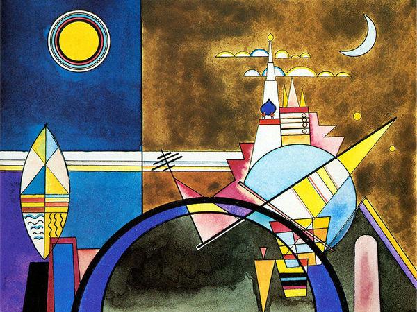 Об абстрактной живописи | Ярмарка Мастеров - ручная работа, handmade