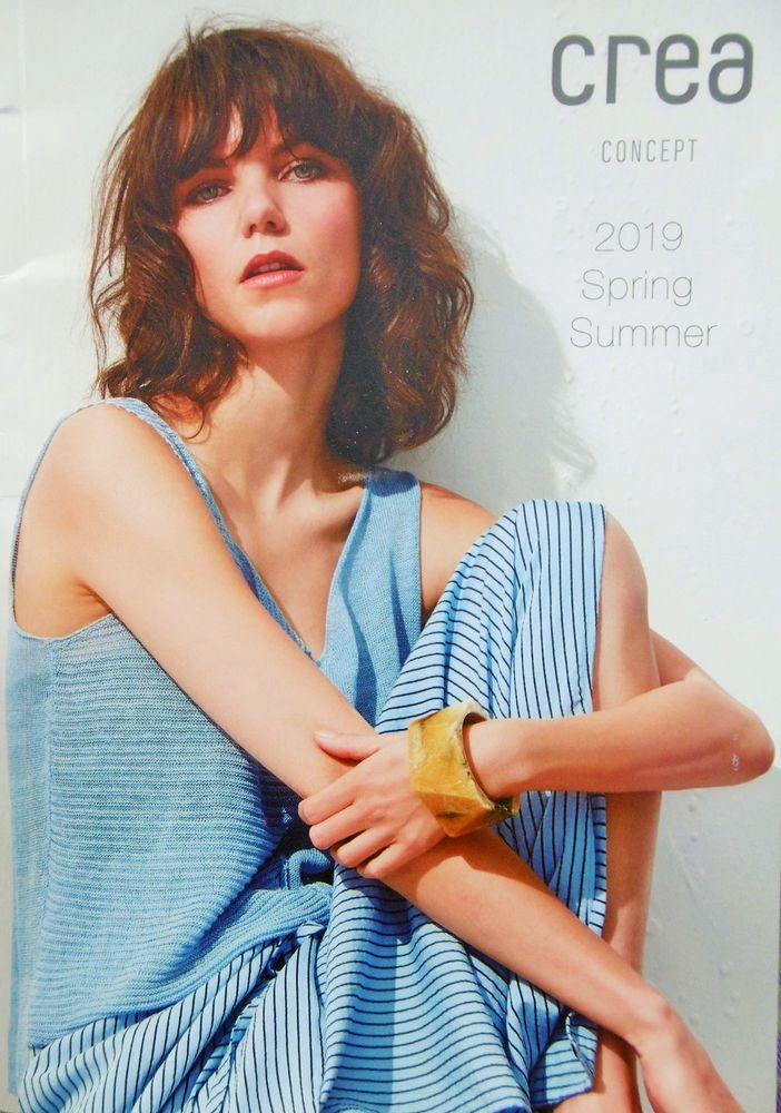 Коллекция  «Весна-лето 2019» от Crea Concept