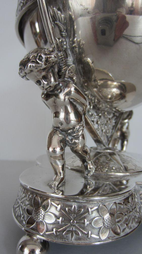 масленка серебрение