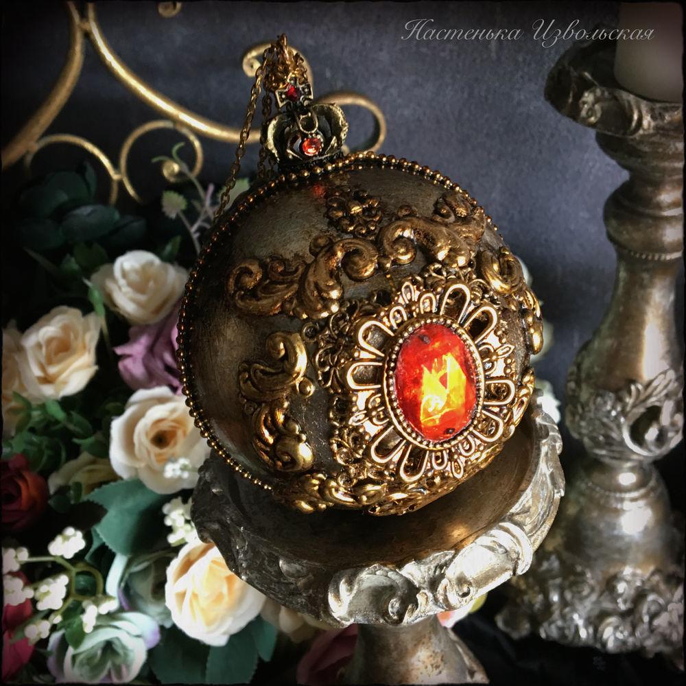 ёлочные украшения, елочные шары