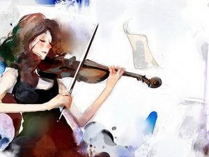 Романтичные акварели корейского иллюстратора Hanuol. Ярмарка Мастеров - ручная работа, handmade.