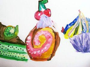 Месяц без сахара — день 4. Ярмарка Мастеров - ручная работа, handmade.