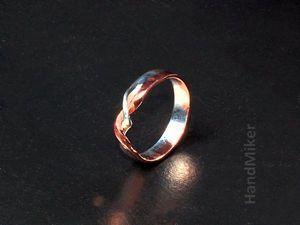 """История кольца """"Двойной путь"""". Ярмарка Мастеров - ручная работа, handmade."""