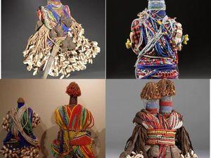 Африканские обережные куклы. Ярмарка Мастеров - ручная работа, handmade.