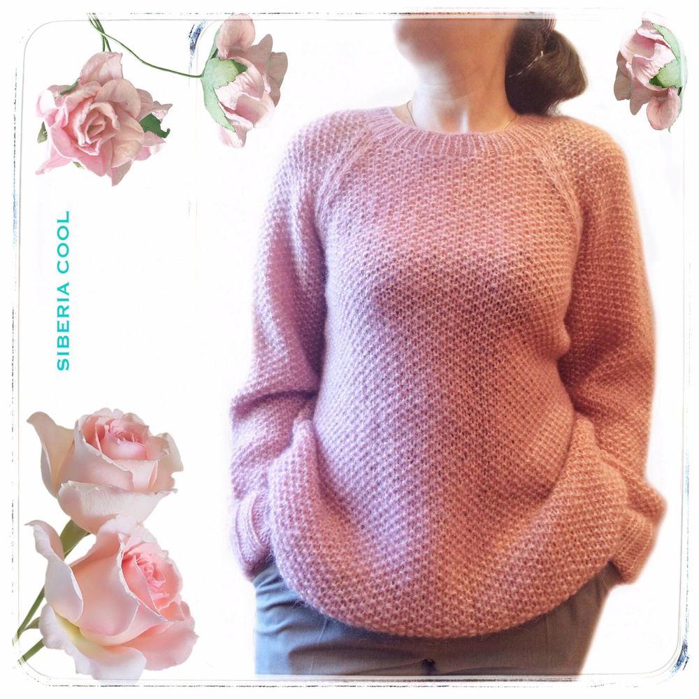 мохеровый свитер, свитер из кид мохера, женский свитер, новая работа, новая модель, новая коллекция, цвет сухая роза, цвет пыльная роза, цвет пудровая роза, розовый свитер, нежность, розовая мечта, пушистый свитер, пушистики, мода 2018, мода вне времени, мода и стиль, свитер оверсайз, свитер женский, купить свитер