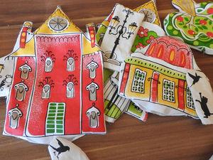 Делаем интерактивный развивающий коврик «Дом, родной дом». Ярмарка Мастеров - ручная работа, handmade.