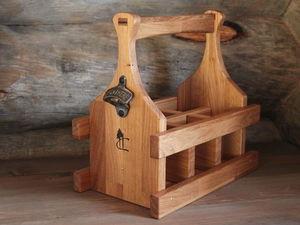 Создаем ящик для пива своими руками. Ярмарка Мастеров - ручная работа, handmade.