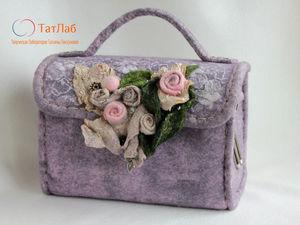 Весна, тепло и сумочки. | Ярмарка Мастеров - ручная работа, handmade