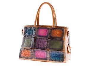 Женская сумка в этническом стиле.. Ярмарка Мастеров - ручная работа, handmade.
