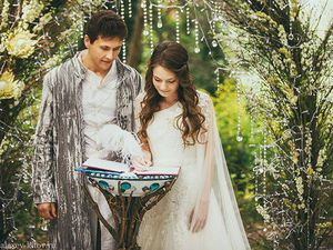 А кто сказал, что свадьба должна быть только в традиционной одежде и по привычному сценарию?! | Ярмарка Мастеров - ручная работа, handmade