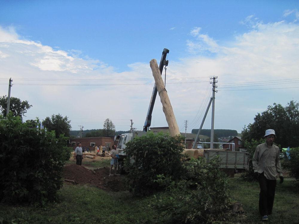 Об участии в международном фестивале деревянной скульптуры., фото № 17