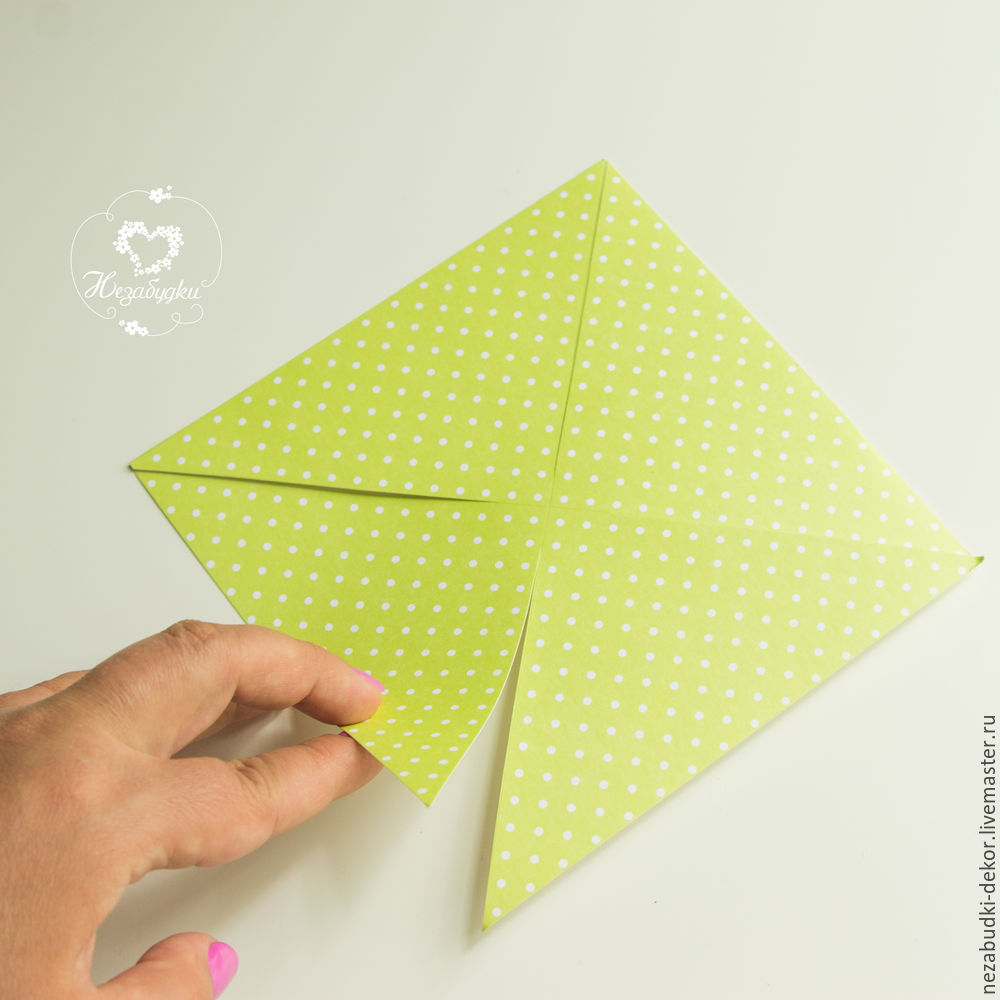 DIY for Kids and Parents: Making a Paper Wind Mill, фото № 6