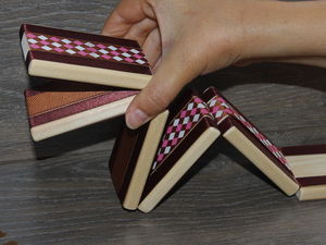 Немного о нашей деревянной игрушке Click Clack. Ярмарка Мастеров - ручная работа, handmade.