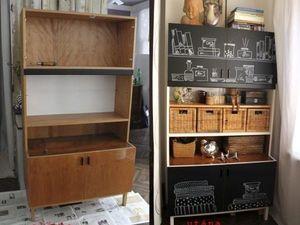 Переделанная мебель, которую действительно можно поставить в квартире. Ярмарка Мастеров - ручная работа, handmade.