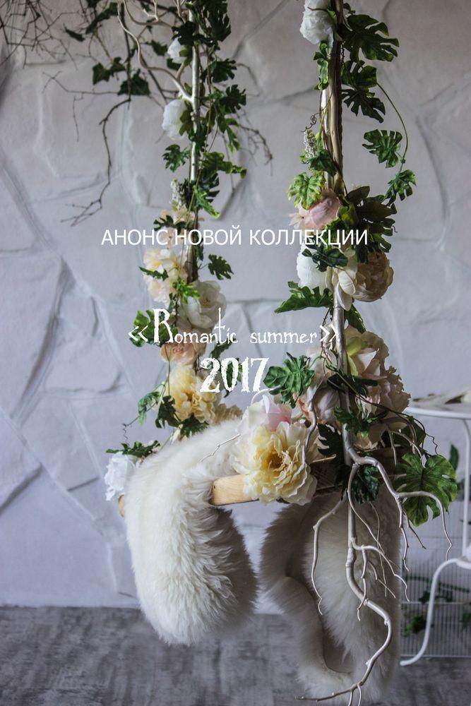 анонс, новые работы, дизайнерская одежда, одежда женская, лето 2017, романтика, романтисхческое