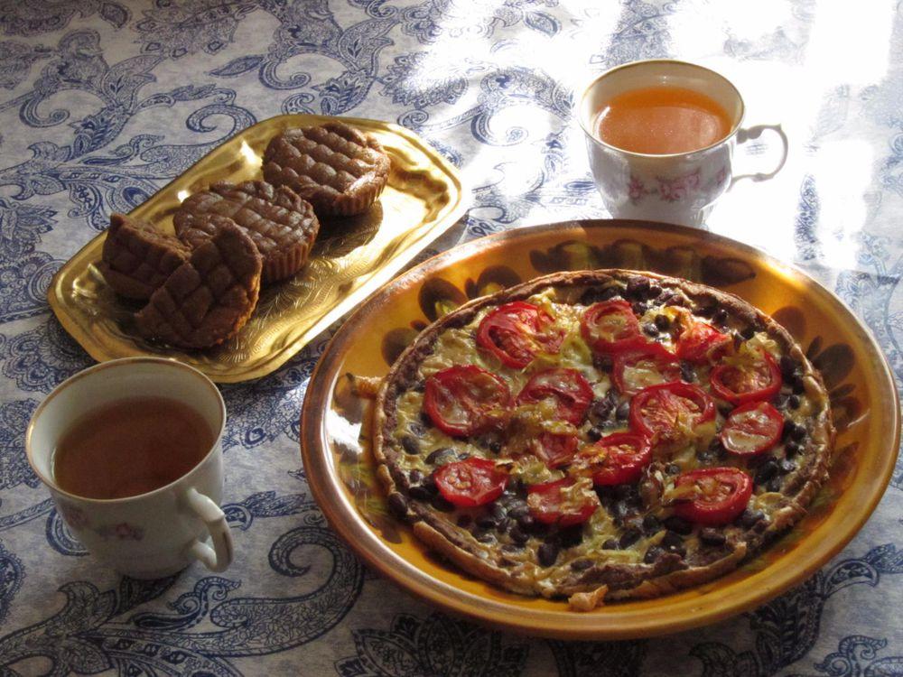 пицца, здоровое питание, вегетарианцам, питайтесь правильно, жить без болезней