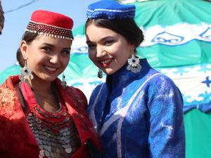 Фестиваль-Конкурс современного башкирского костюма
