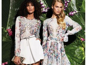 ����-��� ������������, ��� �������� lookbook ��  Zuhair Murad Resort 2017 | ������� �������� - ������ ������, handmade