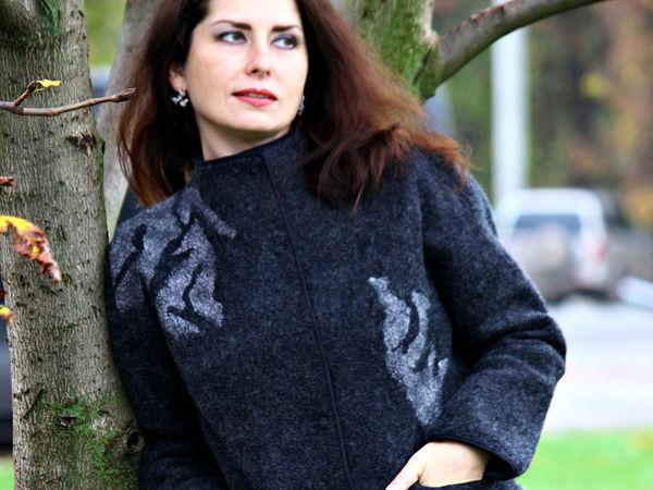 Фотоотчёт с пятого занятия Курса по одежде Ирины Федотовой - жакеты   Ярмарка Мастеров - ручная работа, handmade