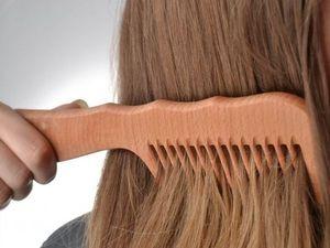 на Гребне Успеха   Или  Чем Вы Расчесываете Волосы? | Ярмарка Мастеров - ручная работа, handmade