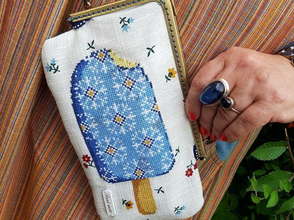 Шьем летнюю сумочку. Ярмарка Мастеров - ручная работа, handmade.