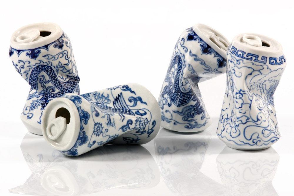 До чего дошел прогресс, или Необычная керамика в работах современных авторов, фото № 14
