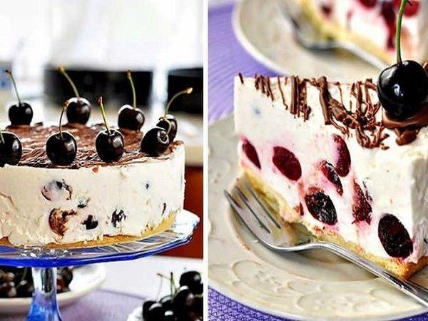 Вместо Праздничного Торта — Сырник с Черешней! | Ярмарка Мастеров - ручная работа, handmade