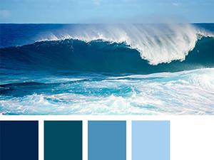 Вдохновение морем: 15 цветовых палитр. Ярмарка Мастеров - ручная работа, handmade.