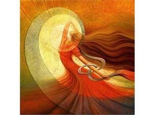 Энергетическая сила женских волос. Ярмарка Мастеров - ручная работа, handmade.