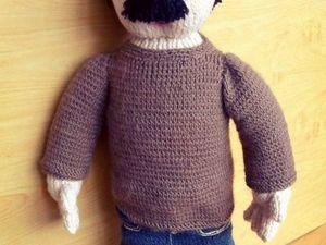 Портретная кукла-это необычный подарок. Ярмарка Мастеров - ручная работа, handmade.